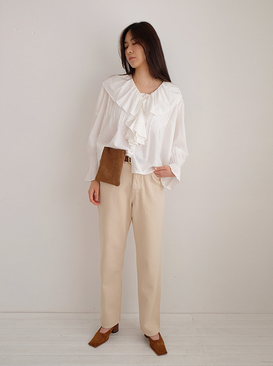 Ralph Blouse(2color)