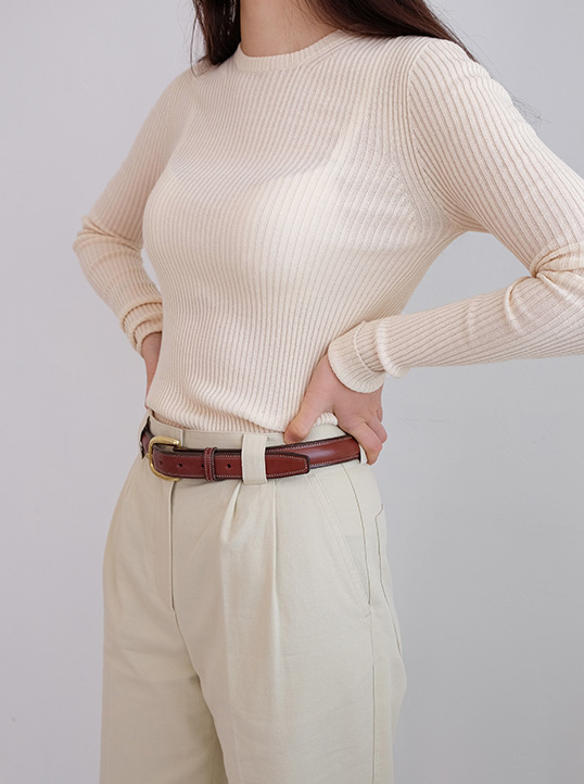 Corella Knit(3color)