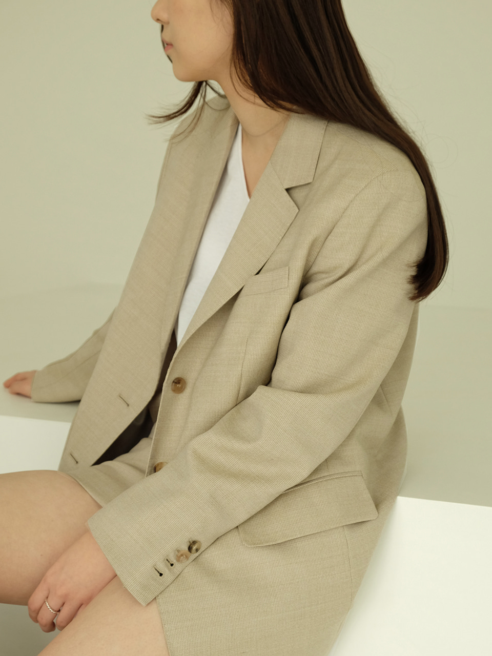 Bella jacket (beige)