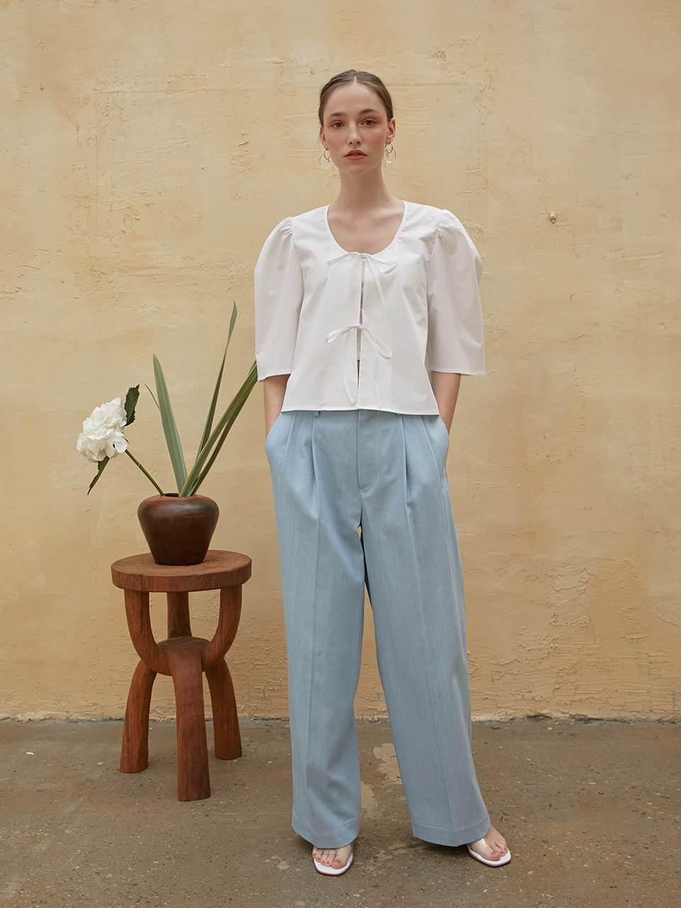 Rally pants(3color) - New arrivals 10% sale
