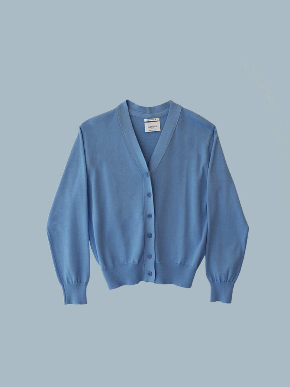 DIANA KNIT CARDIGAN(4COLOR)