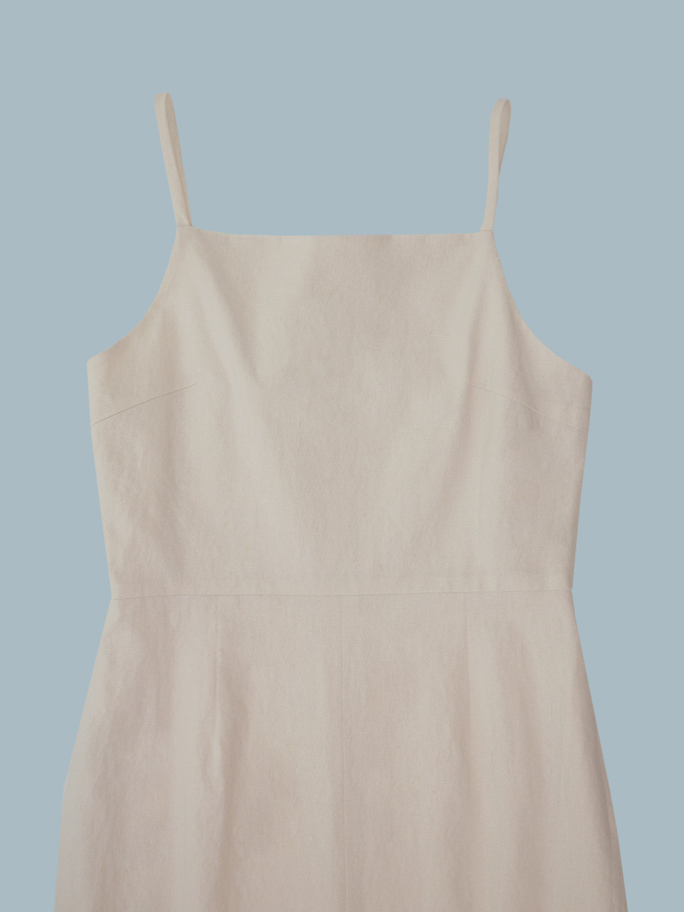 LINEN one-piece (ivory)