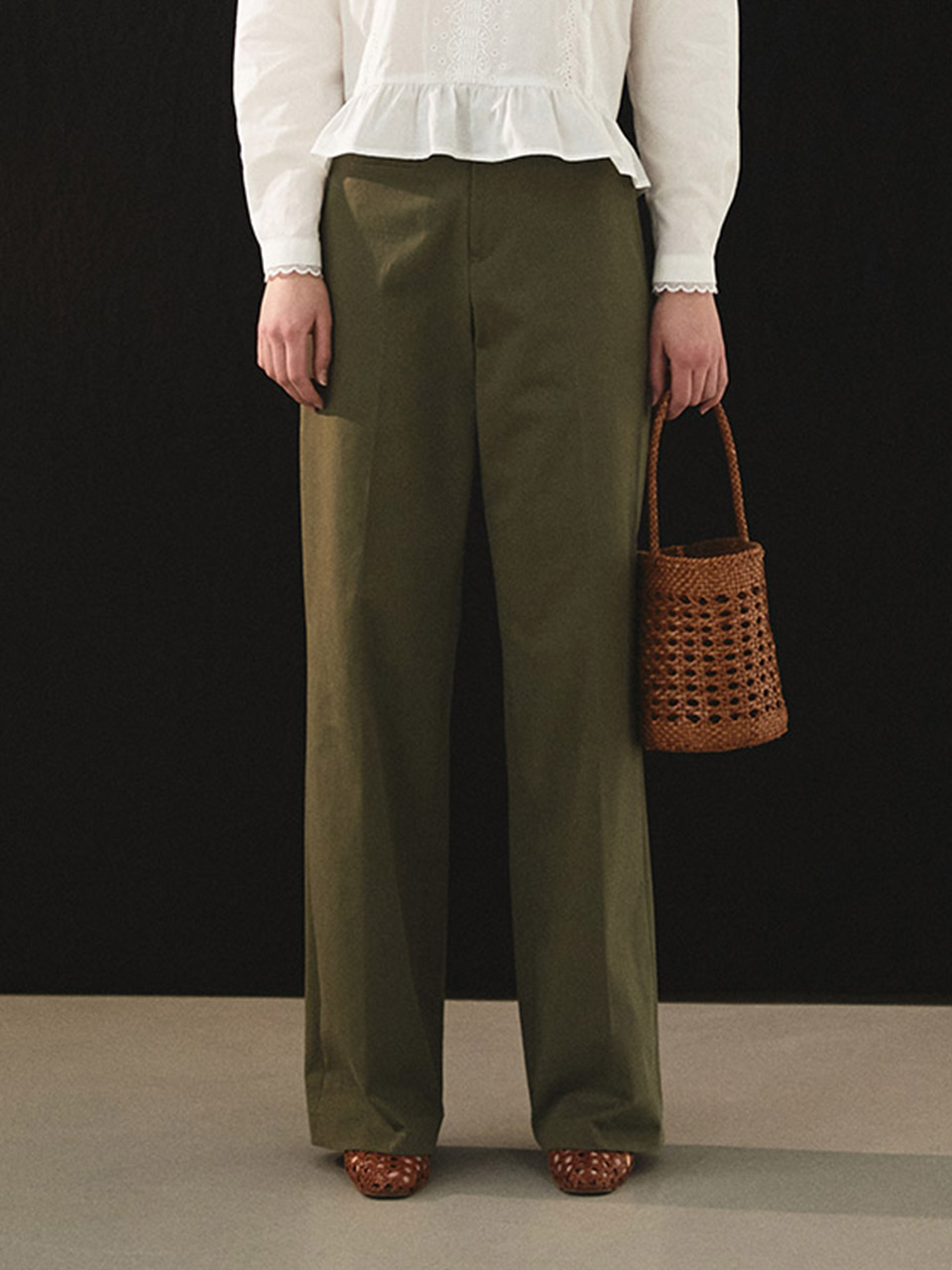 20ss IDUN PANTS [2COLOR]