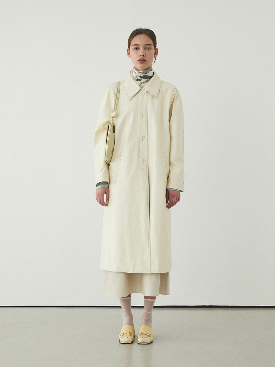 20ss BEBE TRENCH-COAT [2COLOR]