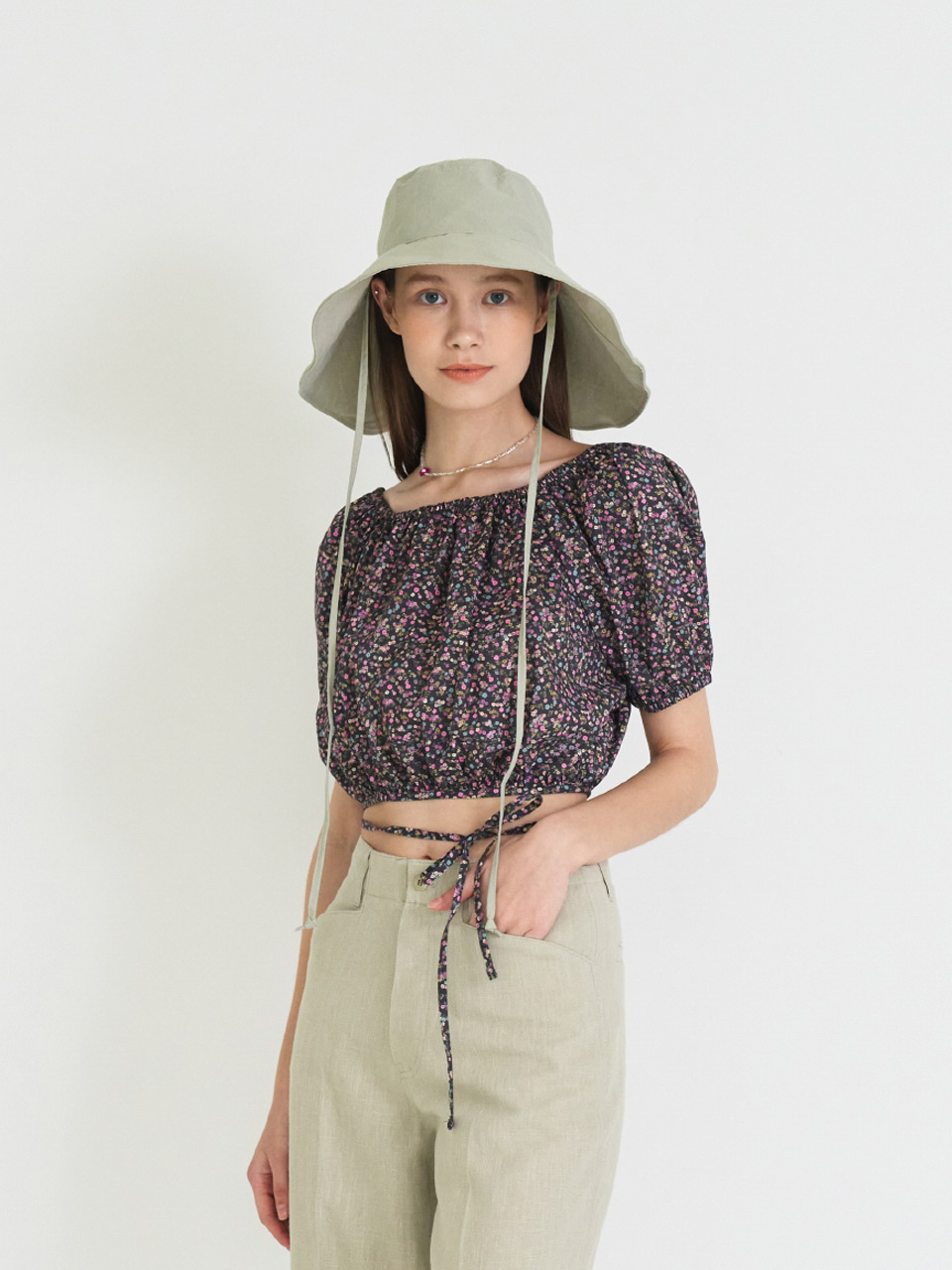 20summer DOVE BLOUSE [3COLOR]