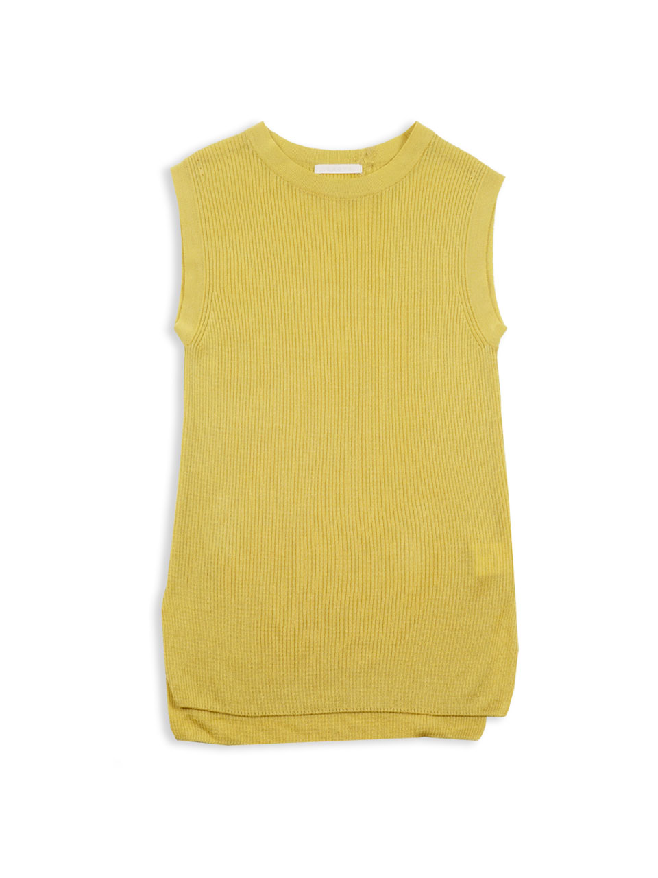 IZY KNIT [YELLOW]