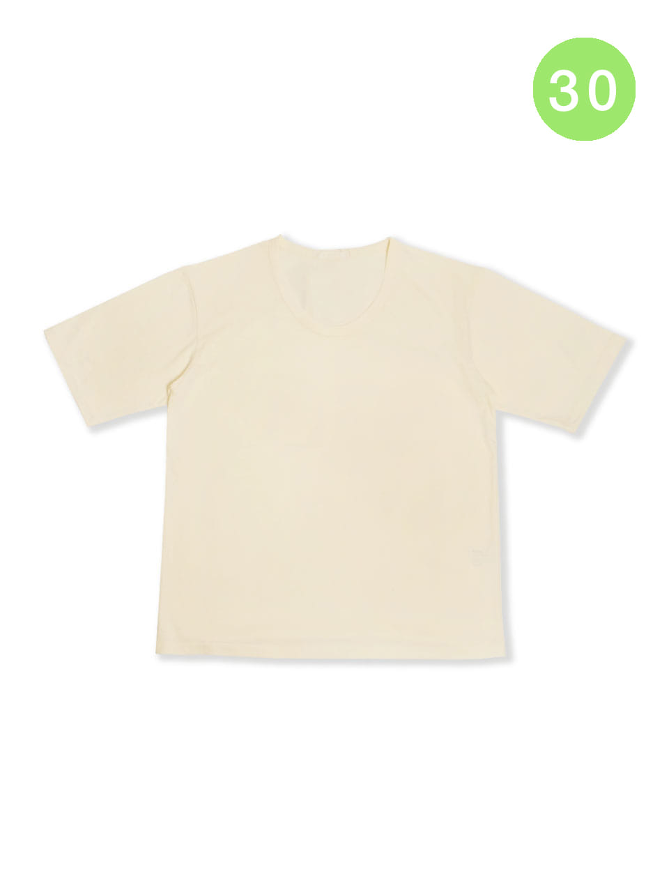 20ss U NECK TEE [5COLOR]