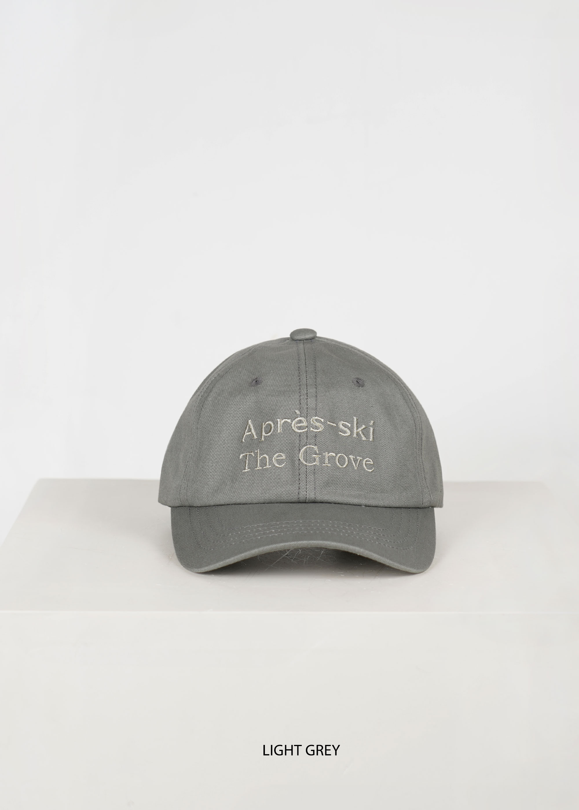 20F/W APRES-SKI BALL CAP [4COLOR]