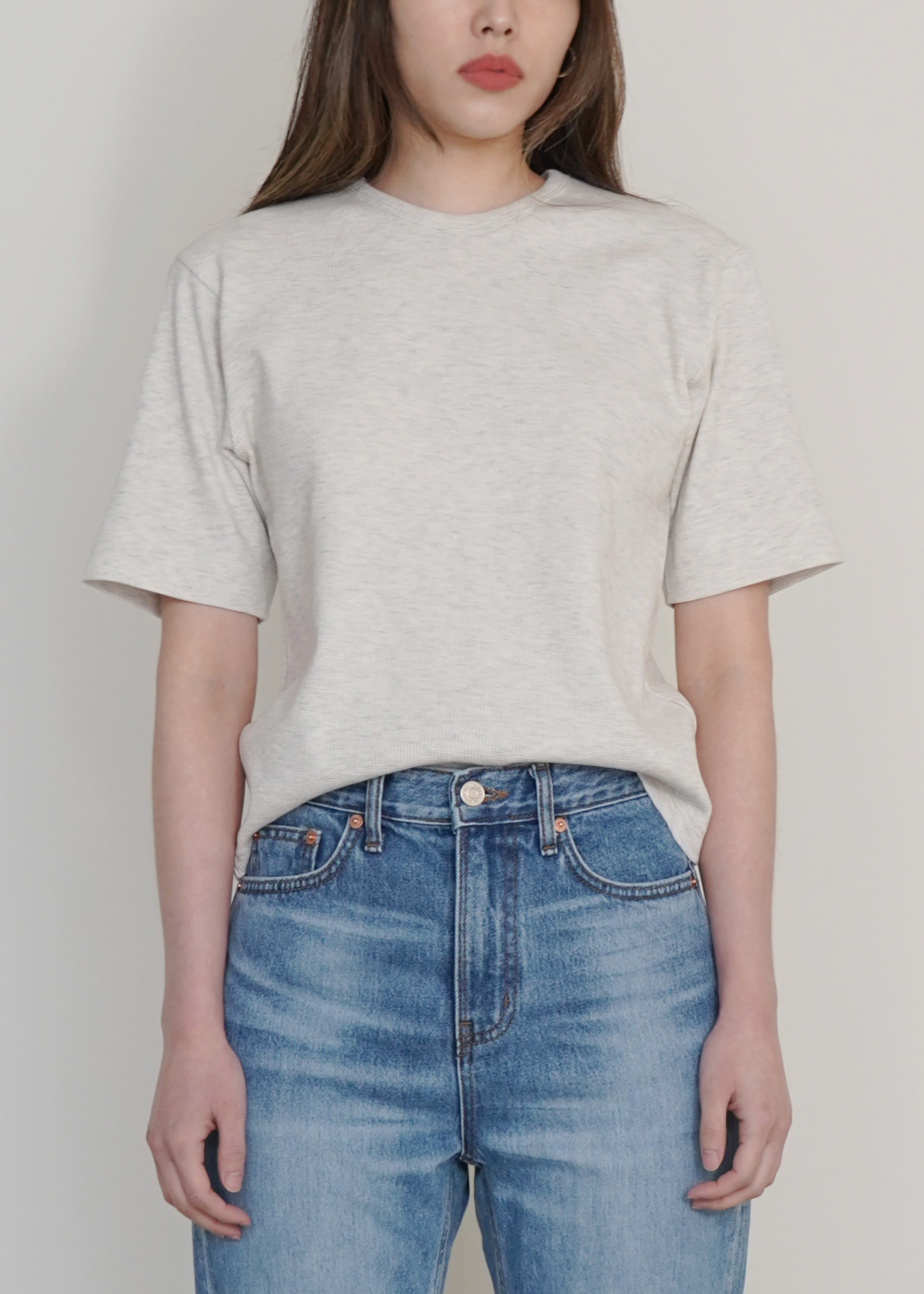 PLAIN TEE [3COLOR]