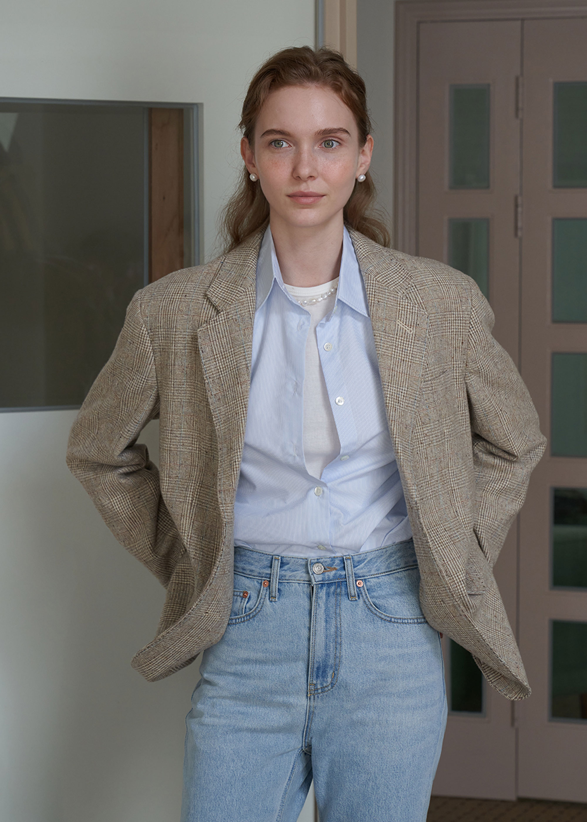 20F/W CLASSIC SHIRTS [4COLOR]  -15% OFF
