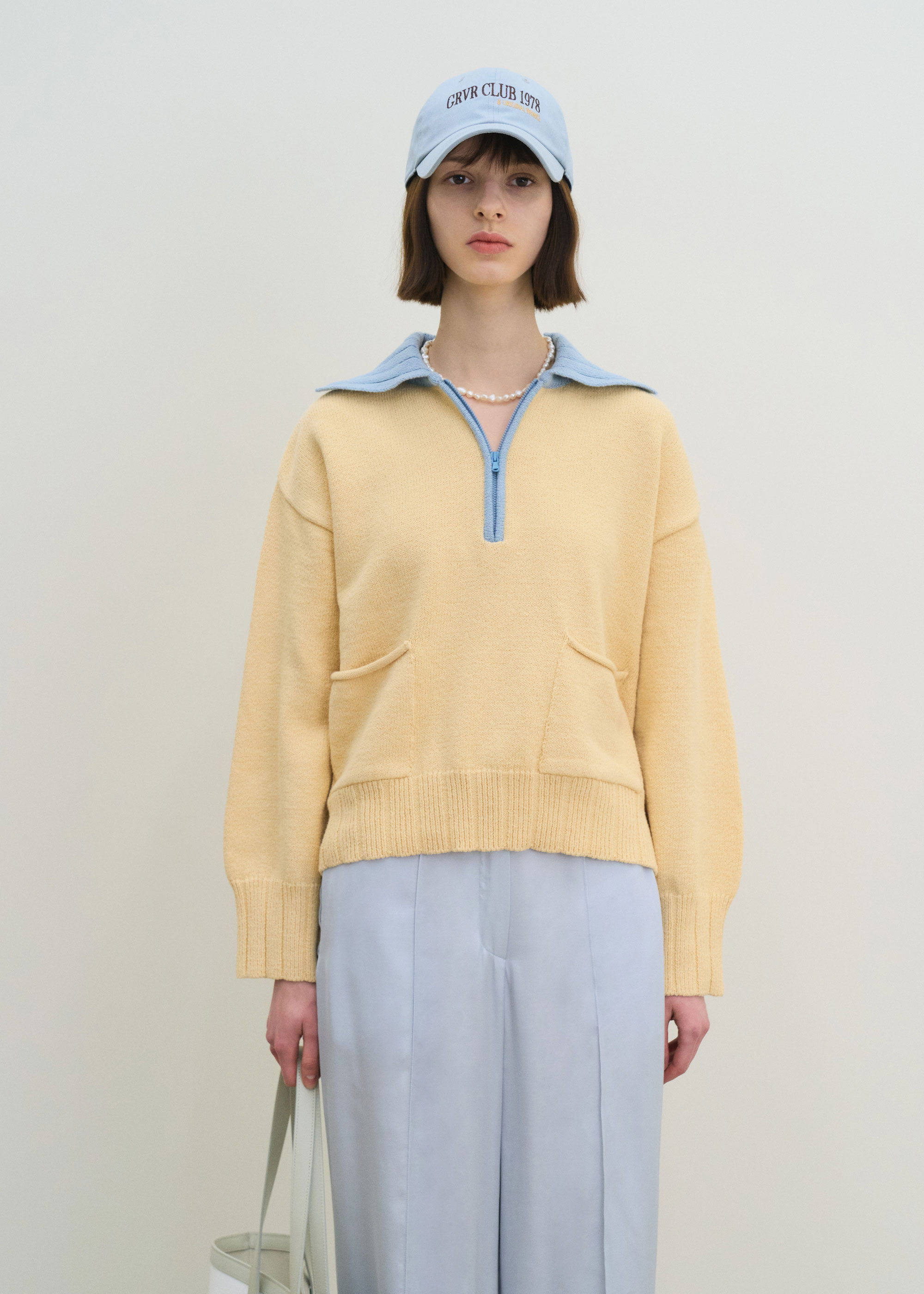 21S/S REI KNIT [3COLOR]